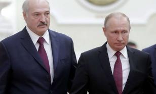 Цена на газ для Белоруссии не изменится: Путин и Лукашенко договорились
