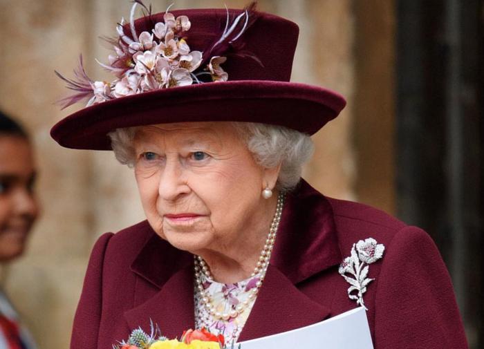 Тетя британской аристократии