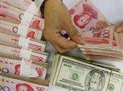 Юань и рубль начали наступление на доллар