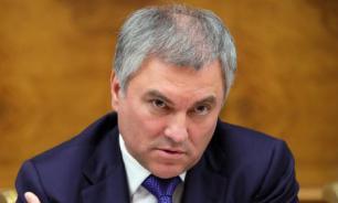 Володин отказался извиняться перед Водонаевой