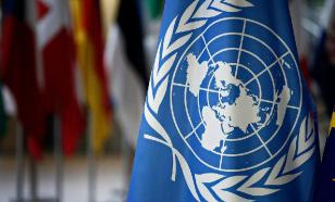 Коронавирус проник в ООН