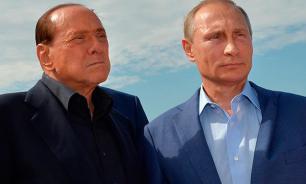Берлускони призывает Запад к коалиции с Россией