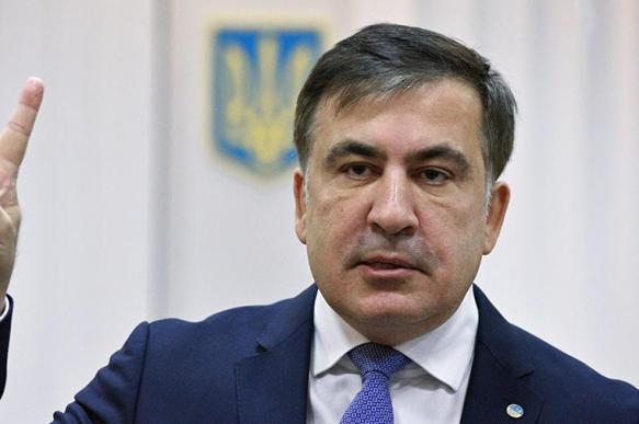 Саакашвили решил участвовать в парламентских выборах со своей партией