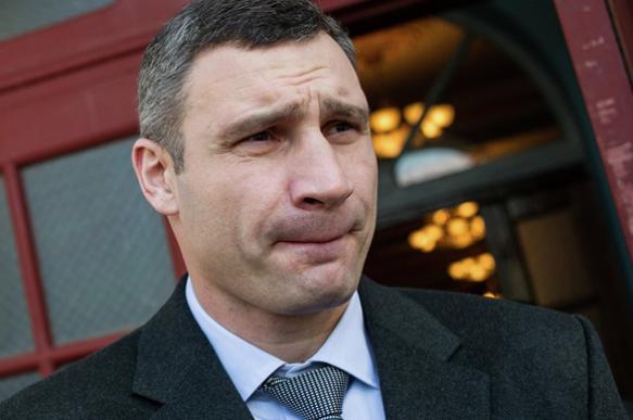 Украинское правительство не будет увольнять Кличко