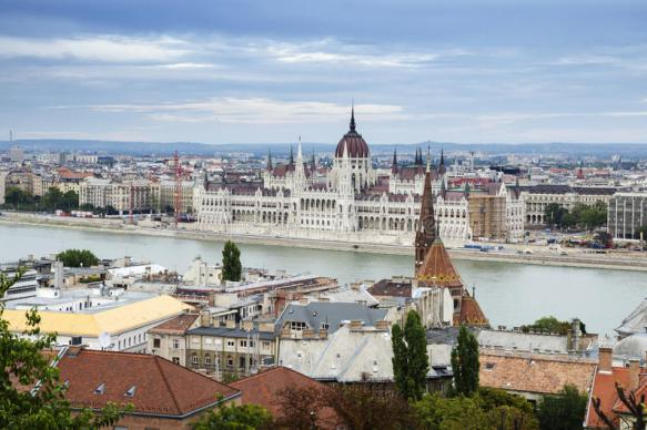 Жители Будапешта всю ночь слушали Rammstein из-за технического сбоя
