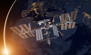 Российских школьников с 1 сентября поздравил экипаж МКС