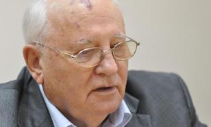Горбачев: против пандемии военная сила не сработает