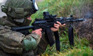 Разведчики Восточного военного округа получат новые автоматы АК-12