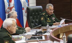 Все виды и рода войск Вооружённых сил РФ будут проверены, заявил Шойгу