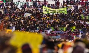 Это наша земля: в Бразилии взбунтовались индейцы