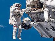На орбите начался выход в открытый космос