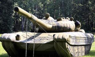 The Times: Британия заменит боевые танки надувными