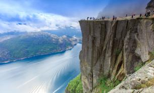 Норвегия - страна фьордов