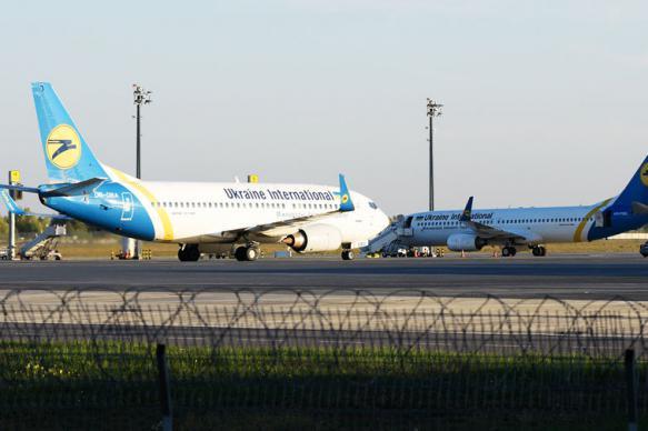 Украинцы создали петицию с требованием восстановить авиасообщение с РФ