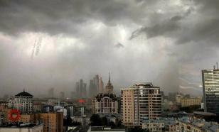 В Подмосковье синоптики предупреждают о штормовой погоде