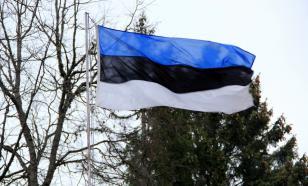 Эстонская моська лает, потому что русский слон постарел и ослаб