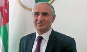 Парламент Абхазии назначил и. о. президента республики