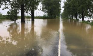 На Украине проливные дожди подтопили 187 населенных пунктов