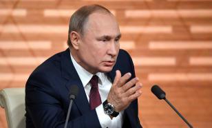 Путин рассказал о росте безработных в стране