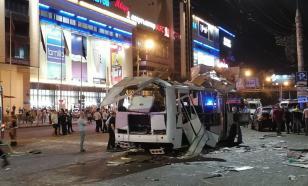 Число пострадавших при взрыве автобуса в Воронеже выросло до 24