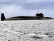 "В море - ""великий князь"" от атомного флота"