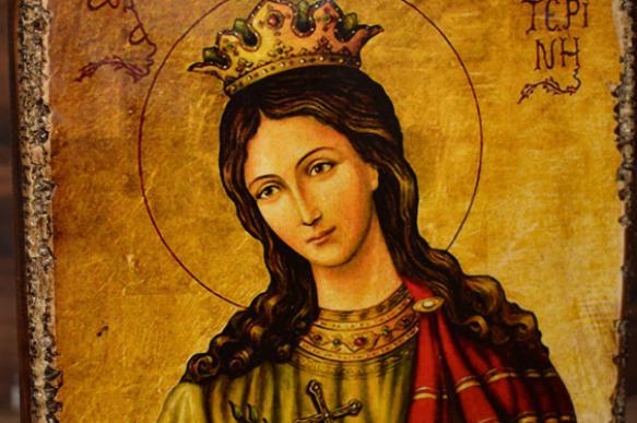 Святая Екатерина: жизнь во имя Христа