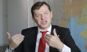 Ляшко доскакался: Порошенко изгнал его с заседания Нацсовета