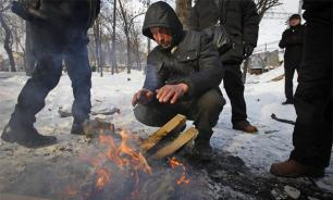 "В Москве резко ""помолодели"" бомжи"
