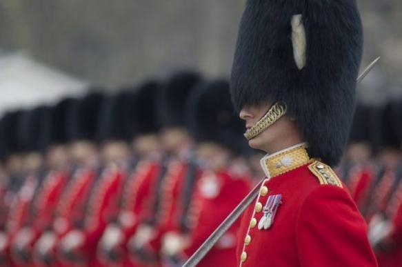 Британская армия: история создания