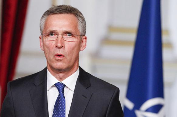 Генсек НАТО назвал причину присоединения Крыма к России