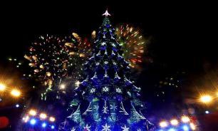 Синоптики: в новогоднюю ночь в Москве будет аномально тепло