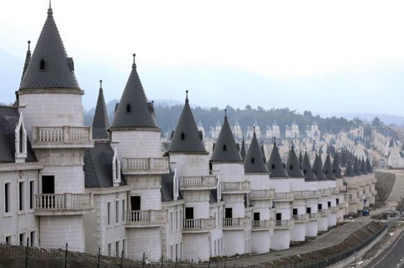 Город-призрак: история заброшенного Диснейленда в Турции