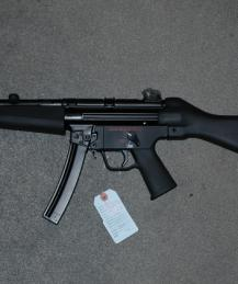 История создания и технические характеристики пистолета-пулемёта HK MP5