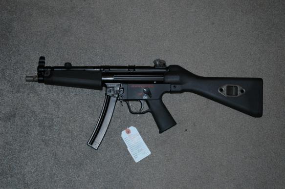 Пистолет-пулемет HK MP5: история создания и технические характеристики