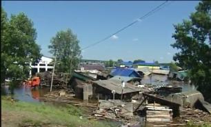 Для подтопленцев Иркутской области создадут центр стройматериалов