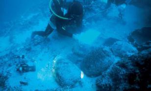 У берегов Крита обнаружили затопленный в древности город Олундас