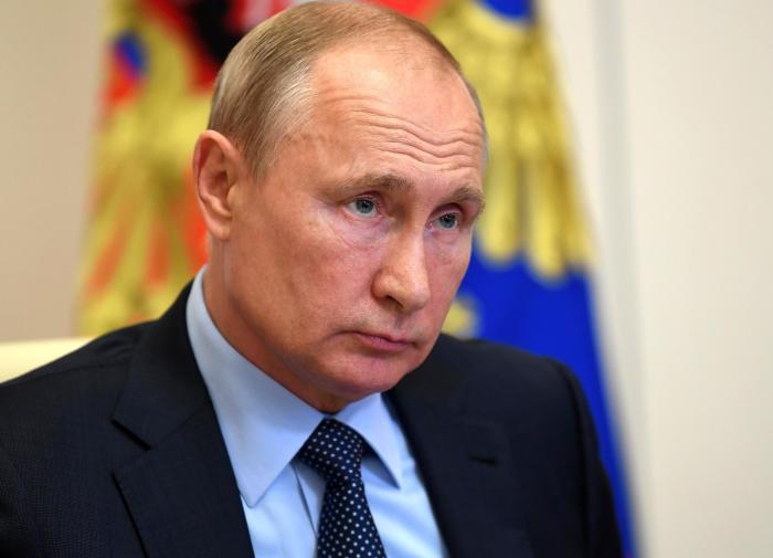 Владимиру Путину - 68