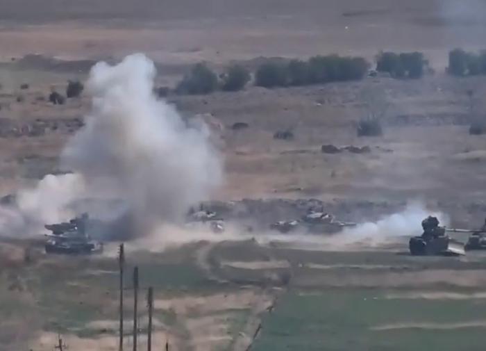 Армения расследует участие наёмников из Сирии в Карабахкском конфликте