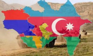 В Карабахе двое военных погибли при взрыве боеприпасов