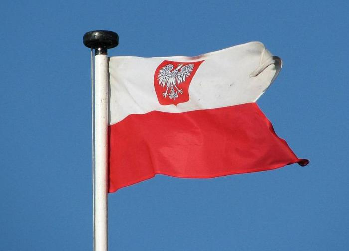 В польском порту появилась тяжёлая военная техника США