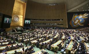 Украинская делегация покинула зал заседаний во время выступления Владимира Путина