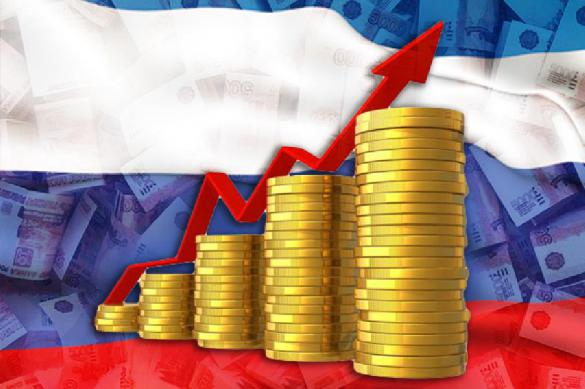 Чистый госдолг РФ впервые с момента введения санкций стал отрицательным