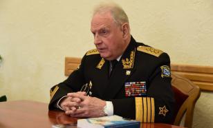 Российский адмирал считает Зеленского политиканом