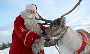 Дед Мороз не будет делать прививку от коронавируса