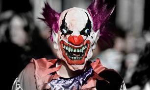 Злобный клоун убийца пришел в Россию
