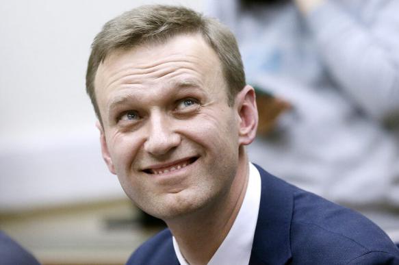 Навальный станет героем фантастической книги