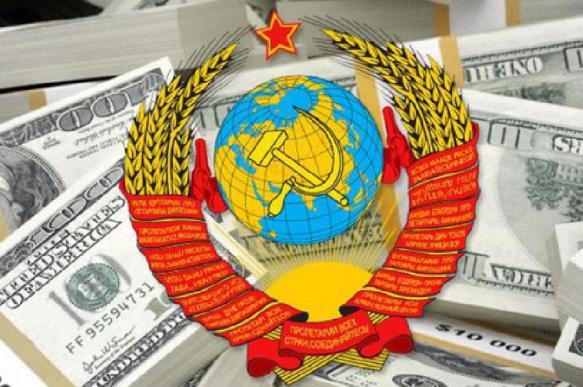 Россия получит деньги, которые в долг давал СССР