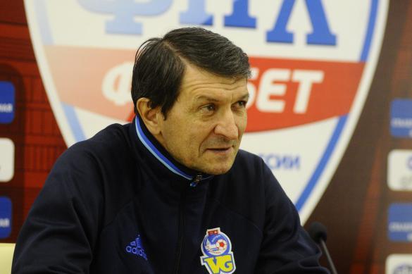 Юрий Газзаев прокомментировал решение проводить матчи со зрителями