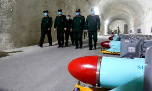 Иран продемонстрировал миру базу своих стратегических ракет