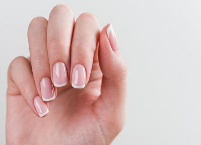 Что расскажут ногти про болезни организма